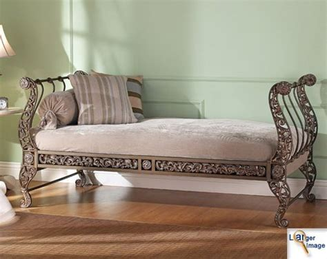 gaston daybed  american iron bed company
