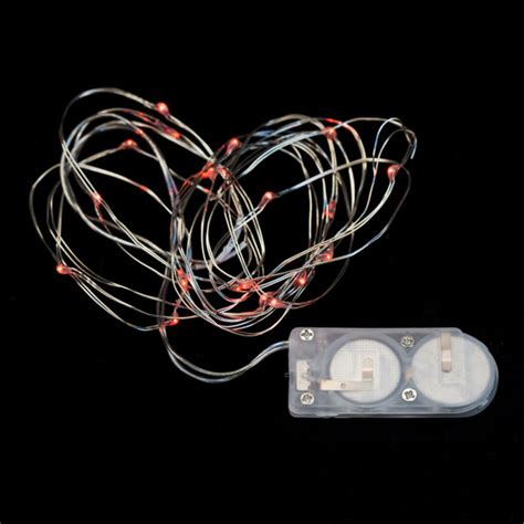 20 micro led submersible string light