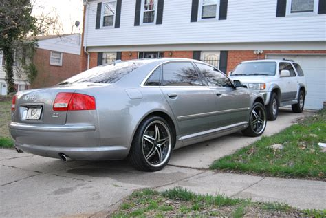 Audi A8 Modification by Cramnoid 2004 Audi A8 Specs Photos Modification Info At