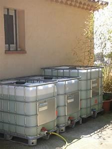Recuperateur Eau De Pluie 1000 Litres : recuperateur eau pluie ~ Premium-room.com Idées de Décoration