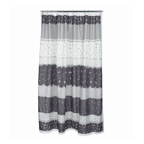 marimekko shower curtain marimekko jurmo grey white shower curtain marimekko