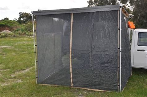 front runner mosquito awning walls  sizes  road tents