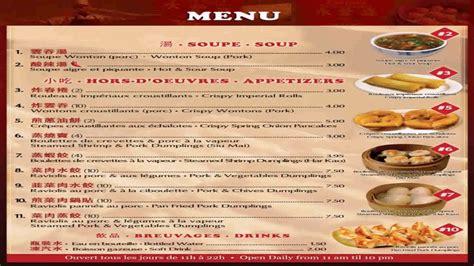 cuisine menu food menu explained