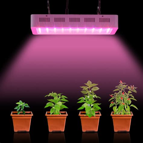 plant grow light l father s day gift dimmable led grow light 300w full