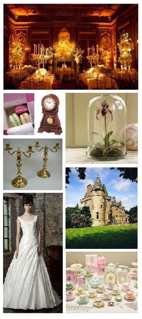Beauty and the Beast Wedding : Themes Pinterest