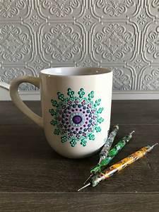 Colorful, Coffee, Cup, Ceramic, Mug, Mandala, Mug, Gift, For