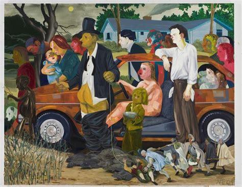 pinturas sobre el malestar social la pobreza  el tea party