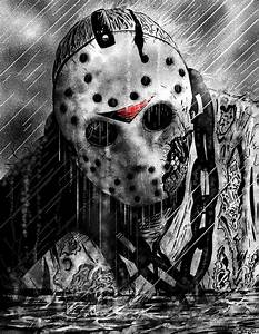 Friday the 13th Jason Emerges by DougSQ on DeviantArt