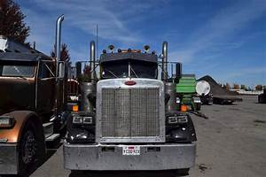 1986 Peterbilt 359 Day Cab Semi Tractor For Sale  237 722