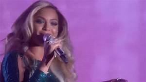 Beyonce Performs New Song XO At BRIT Awards Daily Mail