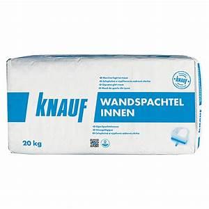 Knauf Feinputz Innen : knauf wandspachtel innen 20 kg bauhaus sterreich ~ Michelbontemps.com Haus und Dekorationen
