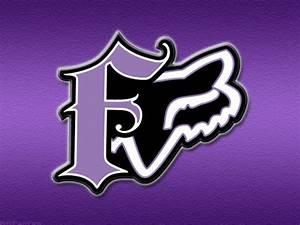 BB Papers by Corrina: Fox Racing - Purple
