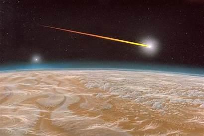 Shooting Star Probe Stars Space Backgrounds Nasa