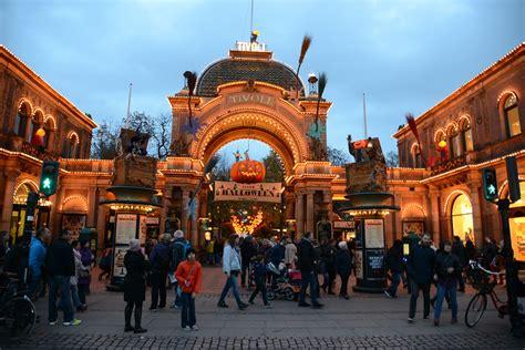 Tivoli | Tivoli Gardens (or simply Tivoli) is an amusement ...