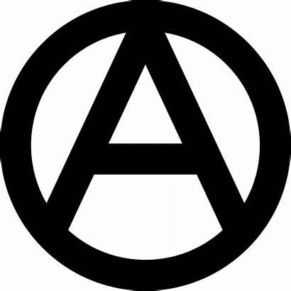Wikipedia Anarchism Anarchy Symbol Svg