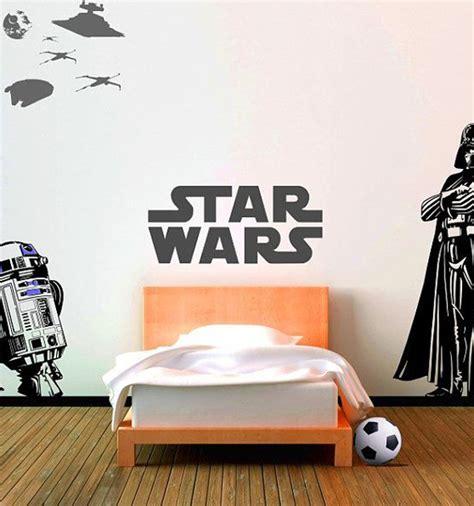 star wars wall decal ideas