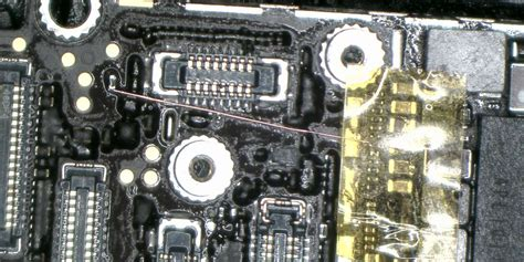 apple iphone  ipad backlight dim screen repair disc