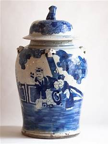 17 Best Images About Blue White Jars On Pinterest Jars