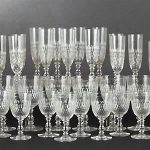 Service De Verre En Cristal : baccarat service de verres en cristal taill 2013101117 expertissim ~ Teatrodelosmanantiales.com Idées de Décoration