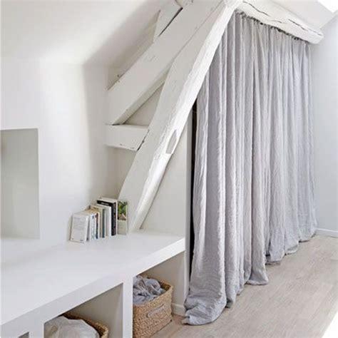 rideau chambre à coucher comment aménager une chambre sous combles lili in