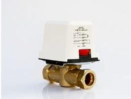 motorised zone valves