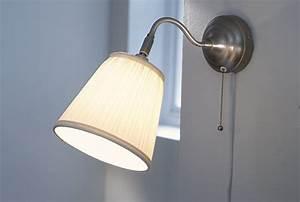 Wandlampe Mit Schalter Ikea : appliques moderne contemporain ikea s jour ~ Watch28wear.com Haus und Dekorationen