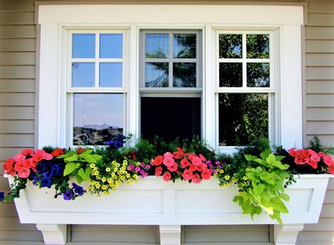 build  window box planter