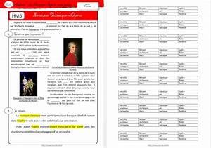 Sequence Histoire de la musique Bancs d Ecole