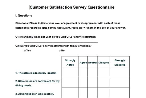 Word Survey Templates For Understanding Consumers And Context Samples Of Awards Certificates School Counseling Interview Questions And Answers Save The Date Free Template Publisher Sap Hr Resume Contract Agreements Calendar 2018 17 Event Flyers