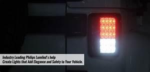 2007-2013 Chevy Silverado G2 Performance Led Tail Lights