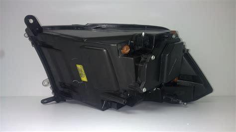 dodge ram black projector type oem halogen headlight