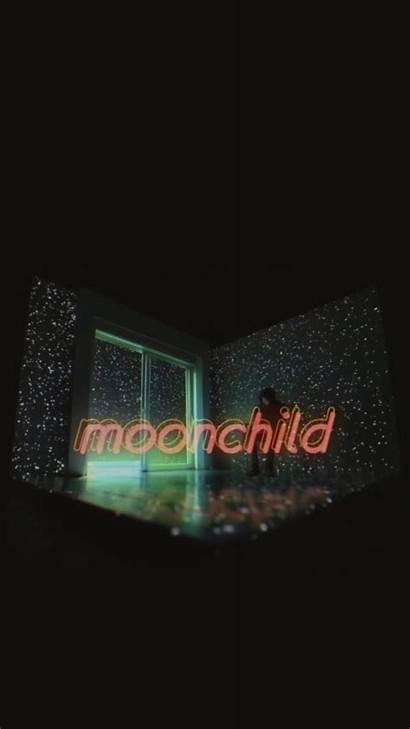 Rm Aesthetic Moonchild Bts Lockscreen Mono Lock