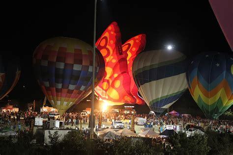 salt river fields balloon spooktacular   scottsdale