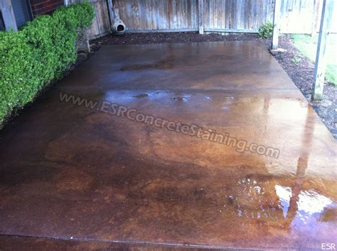 patio concrete staining coppell tx 14 esr decorative