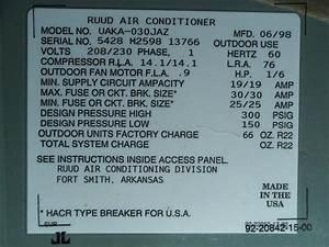 Air Conditioner Breaker Size