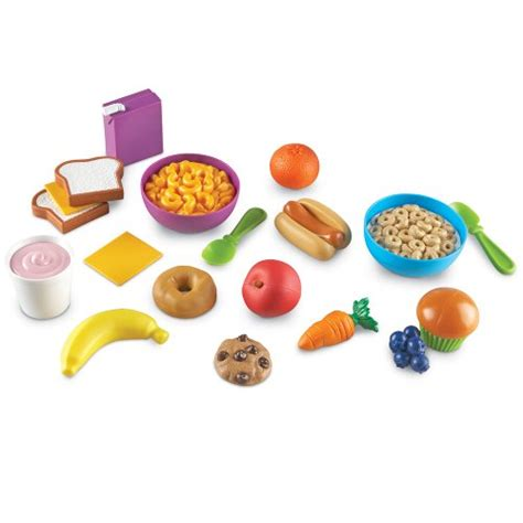 pretend food sets  kids real  play food top toys  girls