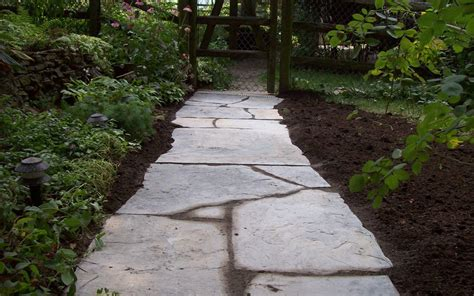 flagstone sidewalk flagstone path ideas on pinterest flagstone path walkways and stone paths