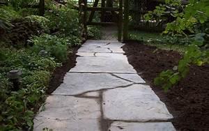 Flagstone Path Ideas on Pinterest | Flagstone Path ...