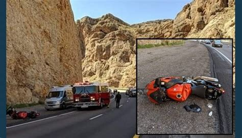 1 Motorcyclist Is Dead, 1 In Critical Condition After I-15