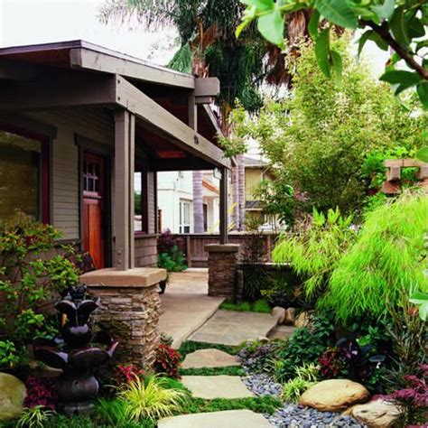 japanese front garden ideas 18 relaxing japanese inspired front yard d 233 cor ideas digsdigs
