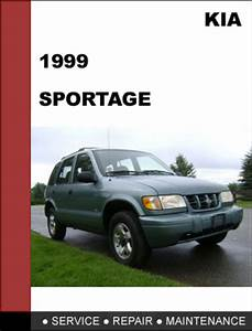 Kia Sportage 1999 Oem Service Repair Manual Download