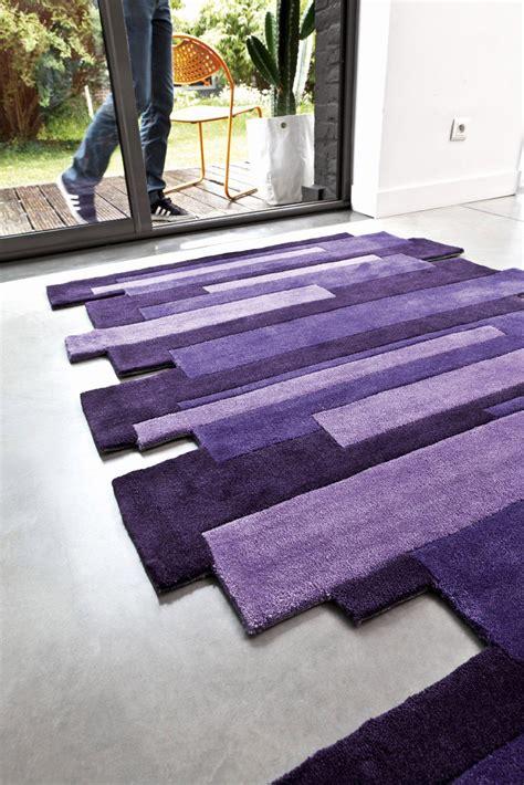 le violet pour une ambiance cosy boreale studio