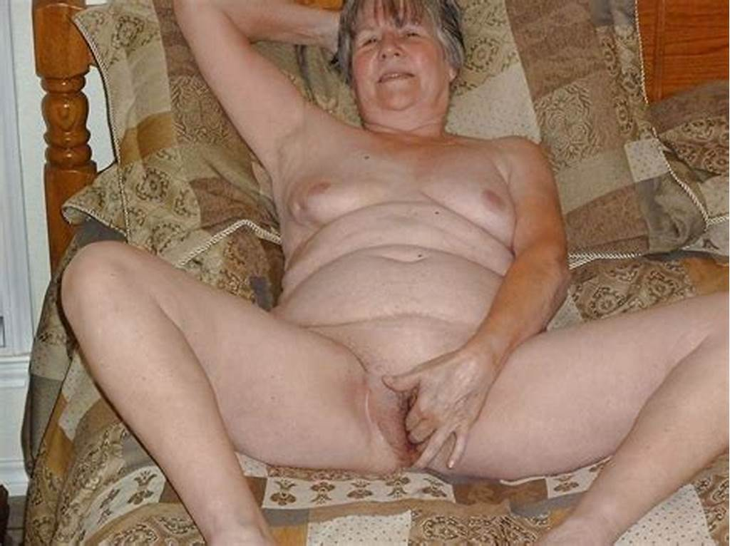#Gray #Haired #Pussy