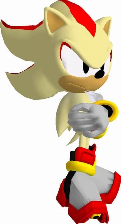 Shadow Classic Super Hedgehog Render Wiki Retro