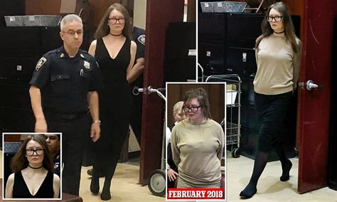 incredible prison makeover sees fake heiress waltz