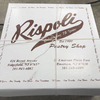 foto de Rispoli Pastry Shop 36 Photos & 51 Reviews Bakeries