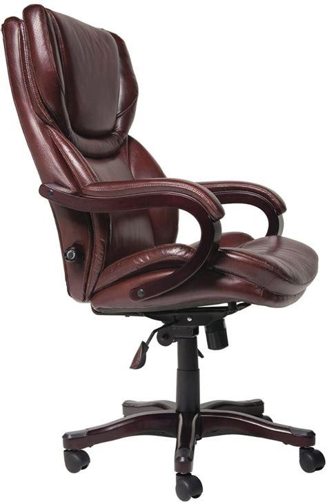 silla ergonomica ejecutiva serta 43506 cafe 6 749 00