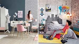 Maison Du Monde Bureau Fille : bureau chambre ado fille design de maison et int rieur ~ Teatrodelosmanantiales.com Idées de Décoration