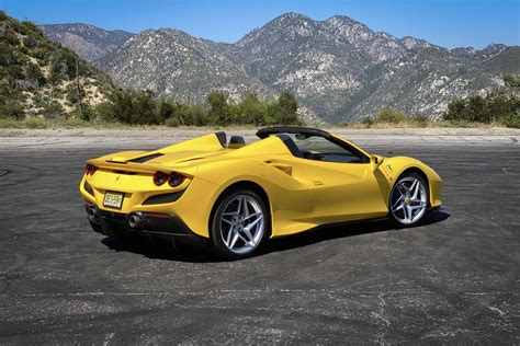 Which shows how competitive it has to be. 2020 Ferrari F8 Spider first drive review: The perfect ...