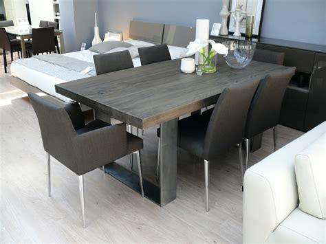 arrival modena wood dining table  grey wash amodeblog